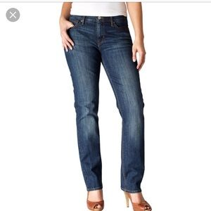 Levi's Perfect Waist Straight 525 Jeans